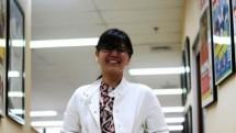 Ratu Tisha Destria Sekjen PSSI (Foto Tribunnews)
