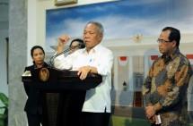 Kementerian Pekerjaan Umum dan Perumahan Rakyat (PUPR) Basuki Hadimuljono