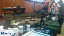Pameran produk industri pertahanan swasta nasional (Hariyanto/INDUSTRY.co.id)