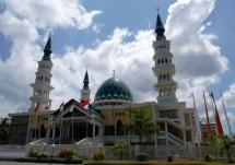 Masjid di NTB (Foto Dok Industry.co.id)