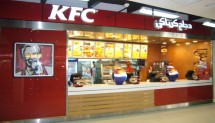 Foto Ilustrasi Gerai KFC