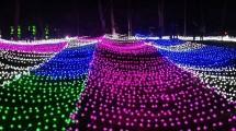 Festival Of Light di Kaliurang. Yogyakarta (Foto:visitingjogja.com)