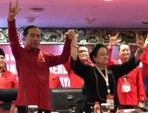 Jokowi dan Megawati (dok PDIP)
