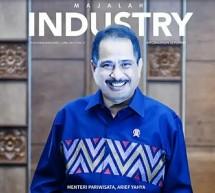 Menteri Pariwisata, Arief Yahya (Dok: Industry.co.id)