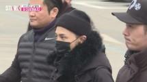 G-Dragon memulai wajib militernya. (Foto: STAR K)