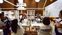 Dove Hairlympic Studio