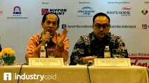 Ketua Umum Asosiasi Aneka Industri Keramik Indonesia (ASAKI), Elisa Sinaga