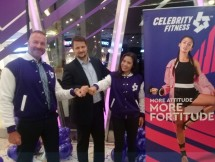 Celebrity Fitness Luncurkan Tampilan Sensasi Gaya Hidup Bugar Para Bintang. (Dok Industry.co.id)