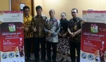 Indonesia Craft Batik Gift Show (Foto Dije)