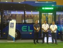PT Mobil Anak Bangsa segera produksi massal bus listrik merek MAB (Foto: Fadli INDUSTRY.co.id)