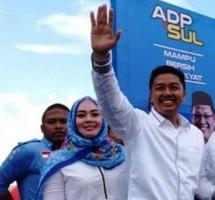 Wali Kota Kendari 2017-2022 Adriatma Dwi Putra (Foto Industry.co.id)