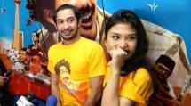 Reza Rahadian dan Delia Husen Pemeran Utama Film Biang Kerok