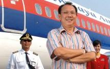 Direktur Utama Sriwijaya Air, Chandra Lie (Foto: Globe Asia)