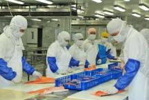 Industri pengolahan ikan (Dok KKP)