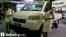 Suzuki Mega Carry (Herlambang/INDUSTRY.co.id)