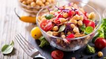 Ilustrasi Makanan Vegetarian (Ist)