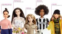 Peringati Hari Perempuan Internasional, Barbie Luncurkan Berbagai Karakter Wanita Inspiratif di Dunia (Foto: huffingtonpost)