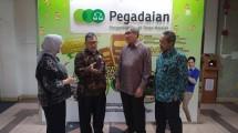BNI Syariah Bekerjasama dengan PT Pegadaian (Persero) dalam Layanan Transaksi Pencairan Non Tunai (Industry.co.id / Dinar)