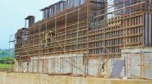 Pengerjaan Proyek Infrastruktur (foto: Humas)