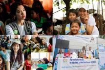 Mulai dari Park Shin Hye, Song Ji Hyo hingga Ha Ji Won menjadi aktivis perempuan. (Dok Industry.co.id)