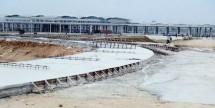 Proyek Bandara Kediri (dok Dephub)