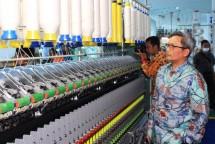 Dirjen Industri Kimia, Tekstil dan Aneka (IKTA) Kementerian Perindustrian Achmad Sigit Dwiwahjono (Foto: Humas)