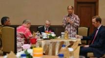 Wamen ESDM Arcandra Tahar temui delegasi bisnis AS-ASEAN