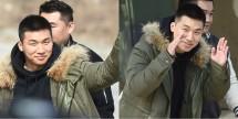 Daesung Big Bang berangkat menjalani wajib militer pada Selasa (13/3) kemarin. (Source: Allkpop)