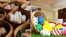 Rayakan Jumat Agung dalam acara Easter Egg-tivities di Atria Hotel Gading Serpong