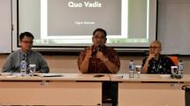Wartawan senior Teguh Santosa