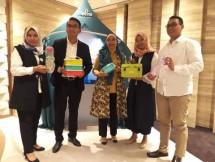 Medina Wadah Plastik Bersertifikat Halal MUI (Foto Dok Industry.co.id)