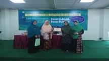 Pelatihan Bisnis Singkong Bagi Muslimat