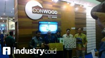 Conwood Indonesia hadir di Megabuild 2018 (Hariyanto/INDUSTRY.co.id)