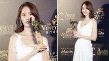 Lim Yoona Raih Penghargaan Next Generation Award di Asian Film Festival (Foto: KSense)