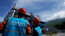 PLTMG MPP Ternate 30 MW Beroperasi