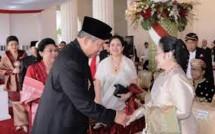 Keum Partai Demokrat SBY dan Ketum PDIP Megawati Soekarnoputri (Foto Dok Industry.co.id)