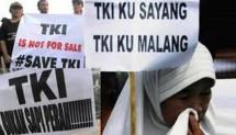 Tenaga Kerja Indonesia (Foto Tribunnews)