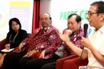 Konferensi Pers CPhl 2017 (Foto: Herlambang/ Industry.co.id)