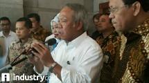 Menteri Pekerjaan Umum dan Perumahan Rakyat Basuki Hadimuljono
