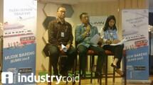 Konferensi pers mudik bareng BUMN 2018 (Hariyanto/INDUSTRY.co.id)
