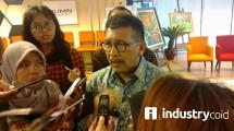 Direktur Utama PT Jasa Raharja, Budi Rahardjo (Hariyanto/INDUSTRY.co.id)