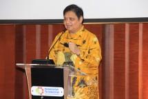 Menteri Perindustrian Airlangga Hartarto (Foto: Humas)