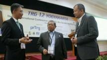 Ketua Umum ASPPHAMI, Boyke Arie Pahlevi bersama Kepala Pusat Penelitian Biomaterial Lembaga Ilmu Pengetahuan Indonesia (LIPI) sekaligus President PRTRG, Sulaeman Yusuf (Foto: Istimewa)