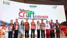 Telkom Craft Indonesia (foto Viva.co.id)