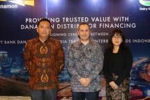 Danamon Sediakan Pembiayaan Terintegrasi bagi Distributor Fronterra di Indonesia (Foto Dok Industry.co.id)