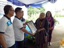 HUT ke-36, WOM Finance Raih Rekor MURI untuk CSR (Foto Dok Industry.co.id)