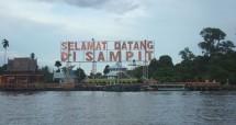 Mentaya, Sampit, Kabupaten Kotawaringin Timur, Kalteng (Foto: Wikiwand)