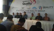 PT Quality Technic mengumumkan kerja samanya dengan PT Freeport Indonesia dalam pemenuhan kebutuhan listrik dan penerangan di bumi Cendrawasih Papua sejak Maret 2018.