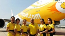 Scoot Airlines (Foto Dok Industry.co.id)