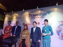 Garuda Travel Fair (GATF) 2018 Phase I (Foto: Chodijah Febriyani/Industry.co.id)